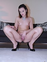 Jim Slip UK Porn video:Hajni hairy and HOT!
